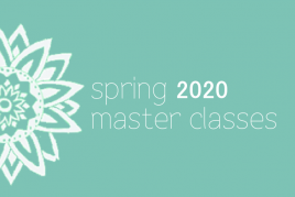 Masterclasses Spring 2020